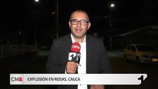 Al menos cinco muertos y cuatro heridos deja atentado en Rosas, Cauca