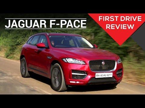 Jaguar F-Pace First Drive Review | Zigwheels