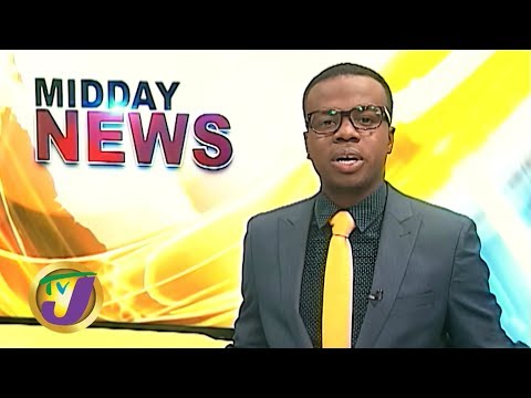 TVJ Midday News: Corporate Area Police Force To Be Restructured - March 4 2020