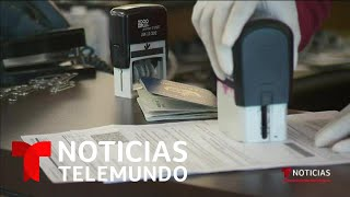 Nuevas trabas y dificultades esperan a los inmigrantes este 2020 | Noticias Telemundo