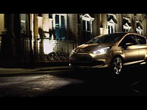 Ford B-Max  Concept HD Video