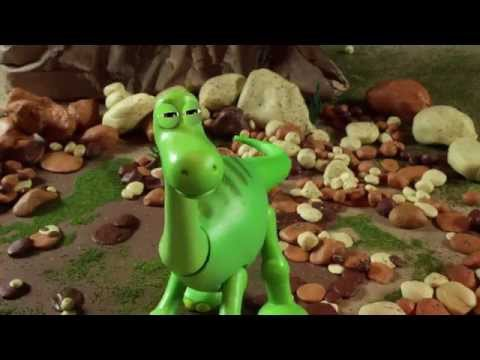 connectYoutube - The Good Dinosaur Stop-Motion Trailer