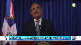 Comunicado del Presidente  Medina y Análisis de Alicia Ortega sobre medidas tomadas por el COVID-19