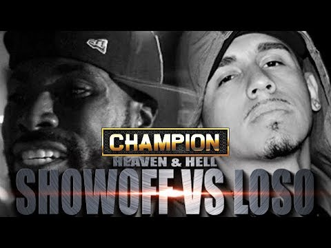 connectYoutube - CHAMPION | LOSO VS SHOWOFF - Rare Breed Entertainment