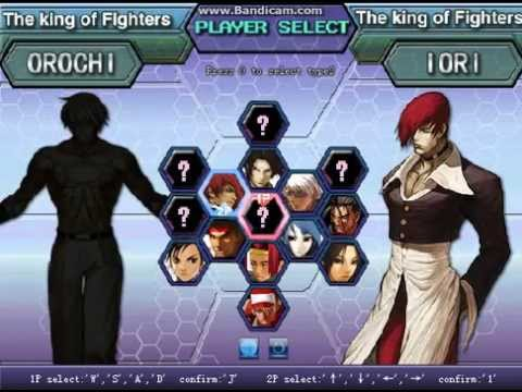 King of fighters wing download