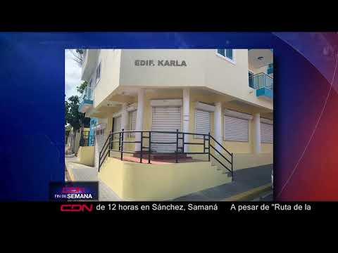 Propietario de edificio donde opera Inposdom en Puerto Plata cierra local por deuda