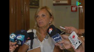 Argimón negó que vaya a ser candidata a la Intendencia de Montevideo