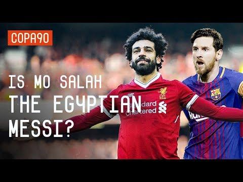 Is Mo Salah The Egyptian Messi?