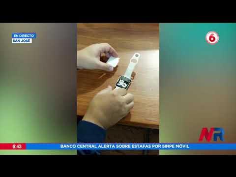 Hallan droga en reloj durante intervención de Policía Municipal