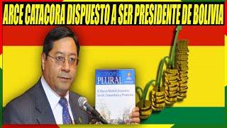 Luis Arce Catacora Está Dispuesto a Ser Candidato Presidencial Por El MAS
