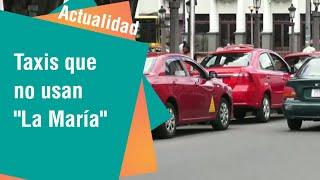 55% de taxis en Guanacaste y Zona Sur no usan