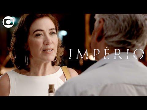 Maria Marta está convencida de que Zé Alfredo está vivo | Império | Cap 135 - 15/09 | TV Globo