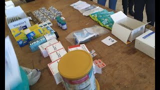 Operativo a farmacias en El Alto, evidenciaron que una funcionaba como clínica
