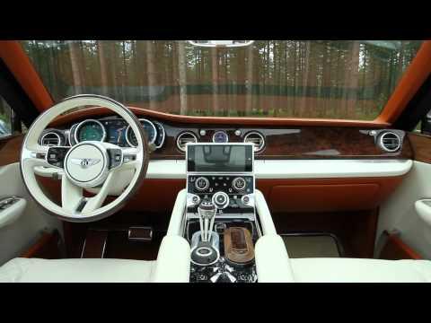 Bentley EXP 9 F Concept SUV | Autoblog