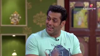 Comedy Nights with Kapil - Salman's regret, experiences and humour! - COLORSTV