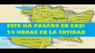 Tangancícuaro, Cotija, Zamora, Cuitzeo y Queréndaro #Michoacán el 20 y 21 de Mayo 2020