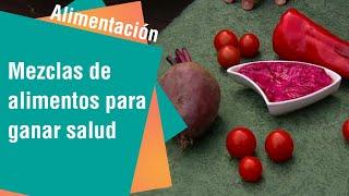 Mezclas de vegetales para combatir la anemia y problemas cardiovasculares   Alimentación Sana