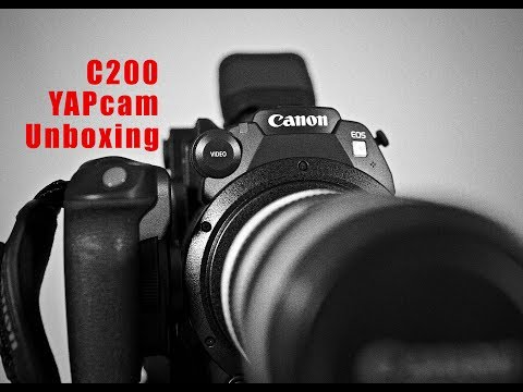 connectYoutube - Canon C200 Unboxing - Girl Without a Phone 2 Chat