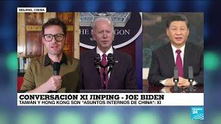 Informe desde Beijing: Biden pidió al Pentágono revisar la estrategia de seguridad frente a China