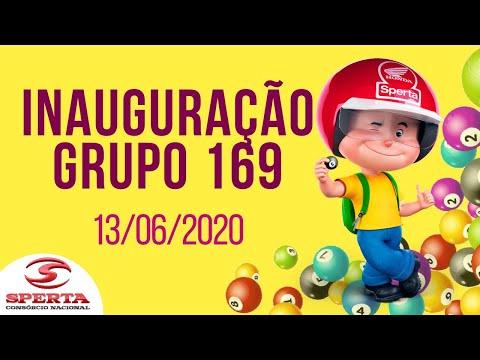 Sperta Consórcio - Assembleia de inauguração - Grupo 169 - 13/06/2020