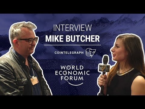 Mike Butcher | Media's Role in Blockchain and Cryptocurrency