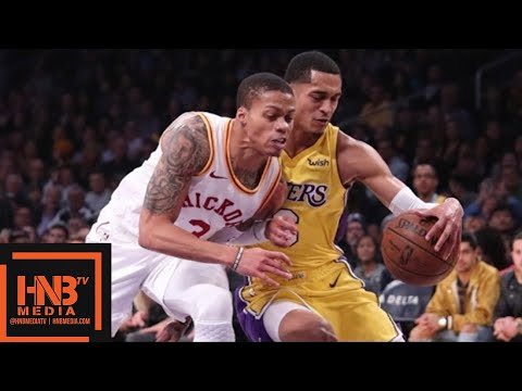 connectYoutube - Los Angeles Lakers vs Indiana Pacers Full Game Highlights / Jan 19 / 2017-18 NBA Season