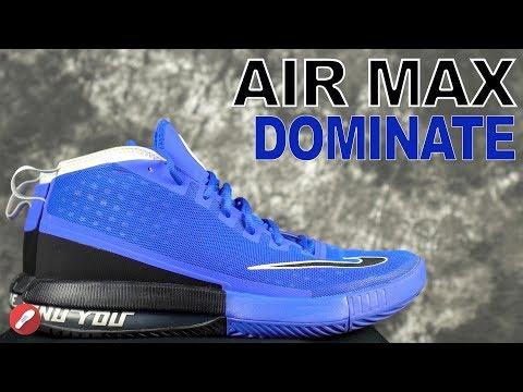 Nike Air Max Dominate! Anthony Davis PE!