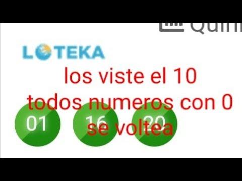 numeros para hoy(01)en la loterias loteka, bingazo mi gente