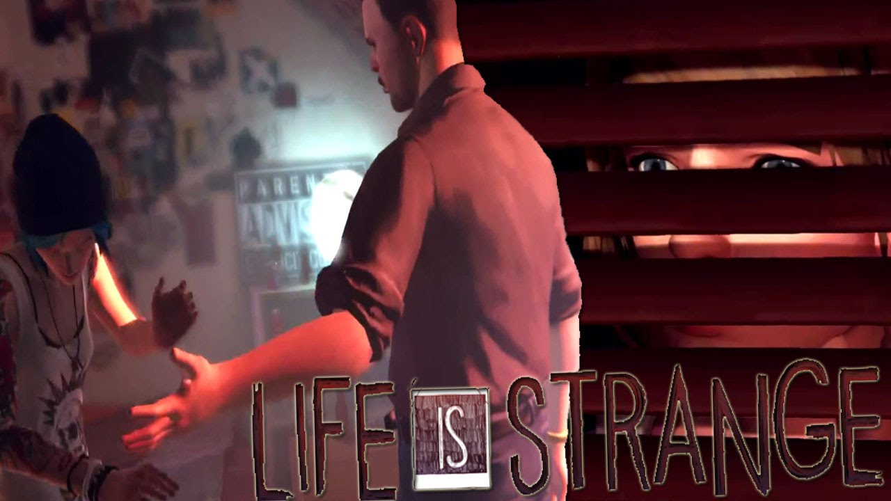 DO WE HELP OUR FRIEND GETTING ABUSED OR HIDE?! | Life Is Strange [EP1][END]
