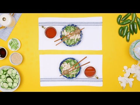 connectYoutube - Lunch Done Right: How to Make a Tasty Spicy Soba Noodle Bowl