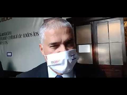 Embajador de Israel en Guatemala rinde declaraciones sobre los conflictos