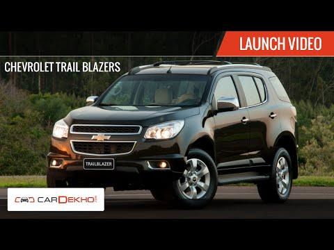 2015 Chevrolet Trailblazer | Launch Video | CarDekho.com