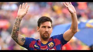 El audio que confirmaría que Messi podría irse del Barcelona
