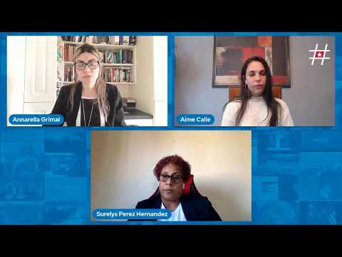 Aime Calle y Surelys Pérez: Dos cubanas que aspiran a congresistas en Canadá