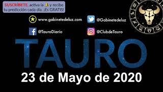 Horóscopo Diario - Tauro - 23 de Mayo de 2020