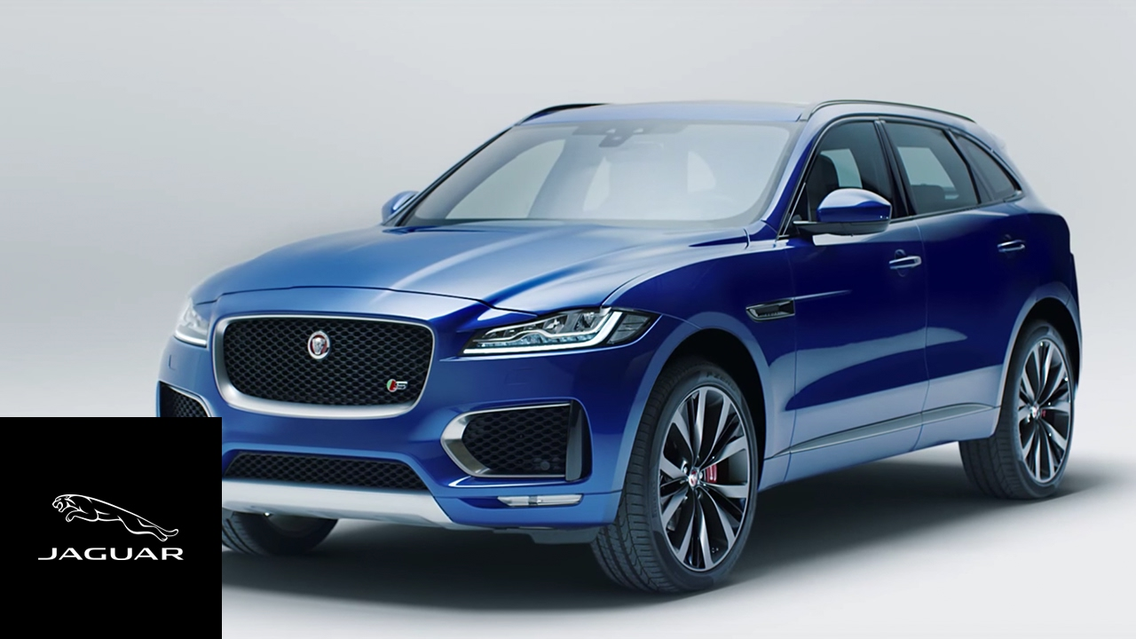 Jaguar F-PACE | Experience Always Leaves Its Mark