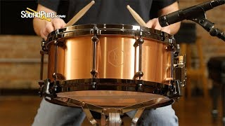 Noble & Cooley 6x14 Copper Classic Snare Drum Die Cast—Quick 'n' Dirty