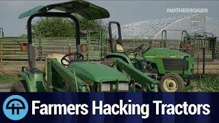 Farmers Hacking Tractors