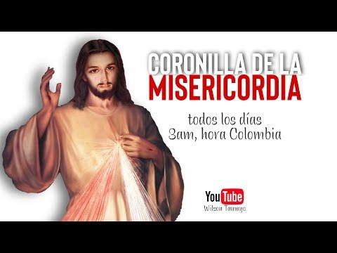 Coronilla de la Misericordia. 23 de Febrero de 2021