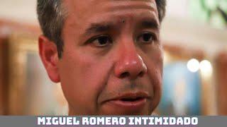 Miguel Romero alcalde de San Juan intimidado por mensajes de Instagram