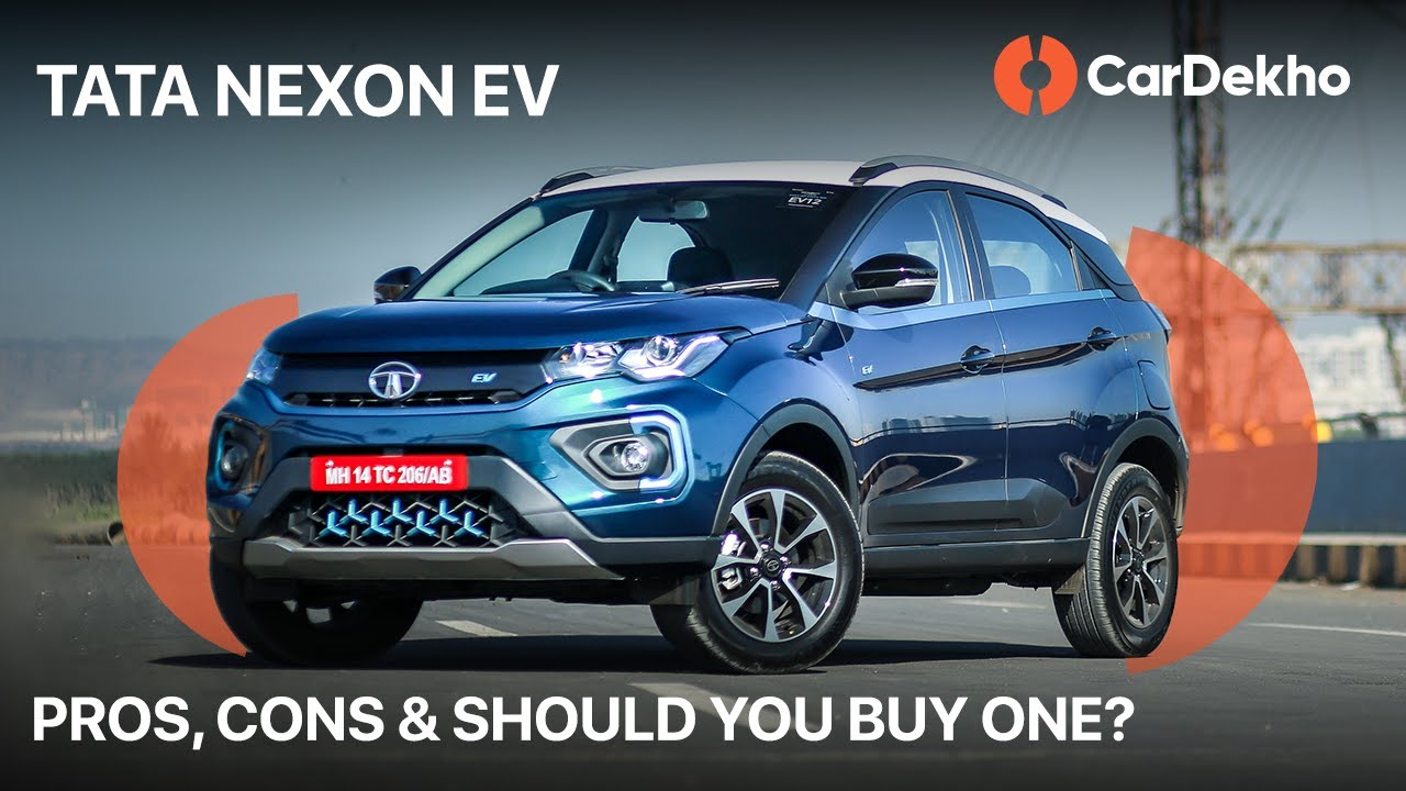 Tata Nexon EV: Pros, Cons and Should You Buy One? (हिंदी) | CarDekho.com