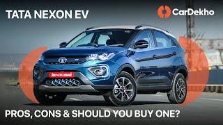 Tata Nexon EV: Pros, Cons and Should You Buy One? (हिंदी) | CarDekho.com