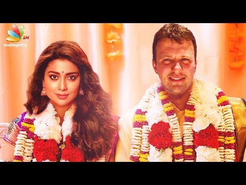 connectYoutube - Shriya Saran Gets Married in a Sudden Secret Ceremony | Hot Tamil Cinema News