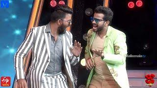 Sudigali Sudheer backslashu0026 Hyper Aadi Hilarious Comedy - Dhee Champions (#Dhee12) - 18th November 2020 - MALLEMALATV