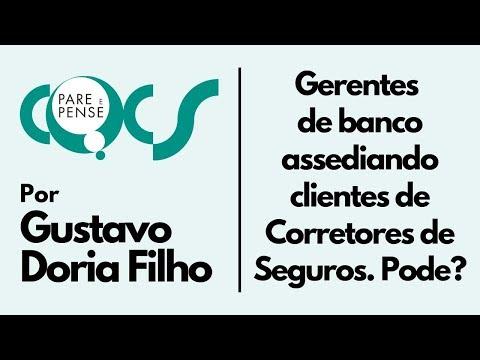 Imagem post: Gerentes de banco assediando clientes de Corretores de Seguros. Pode?