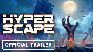 Hyper Scape - Official Halloween Event Trailer