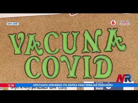 Miles de costarricenses se aproximan a lograr inmunidad
