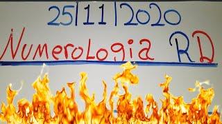 NÚMEROS PARA HOY 25/11/20 DE NOVIEMBRE PARA TODAS LAS LOTERIA..!!!