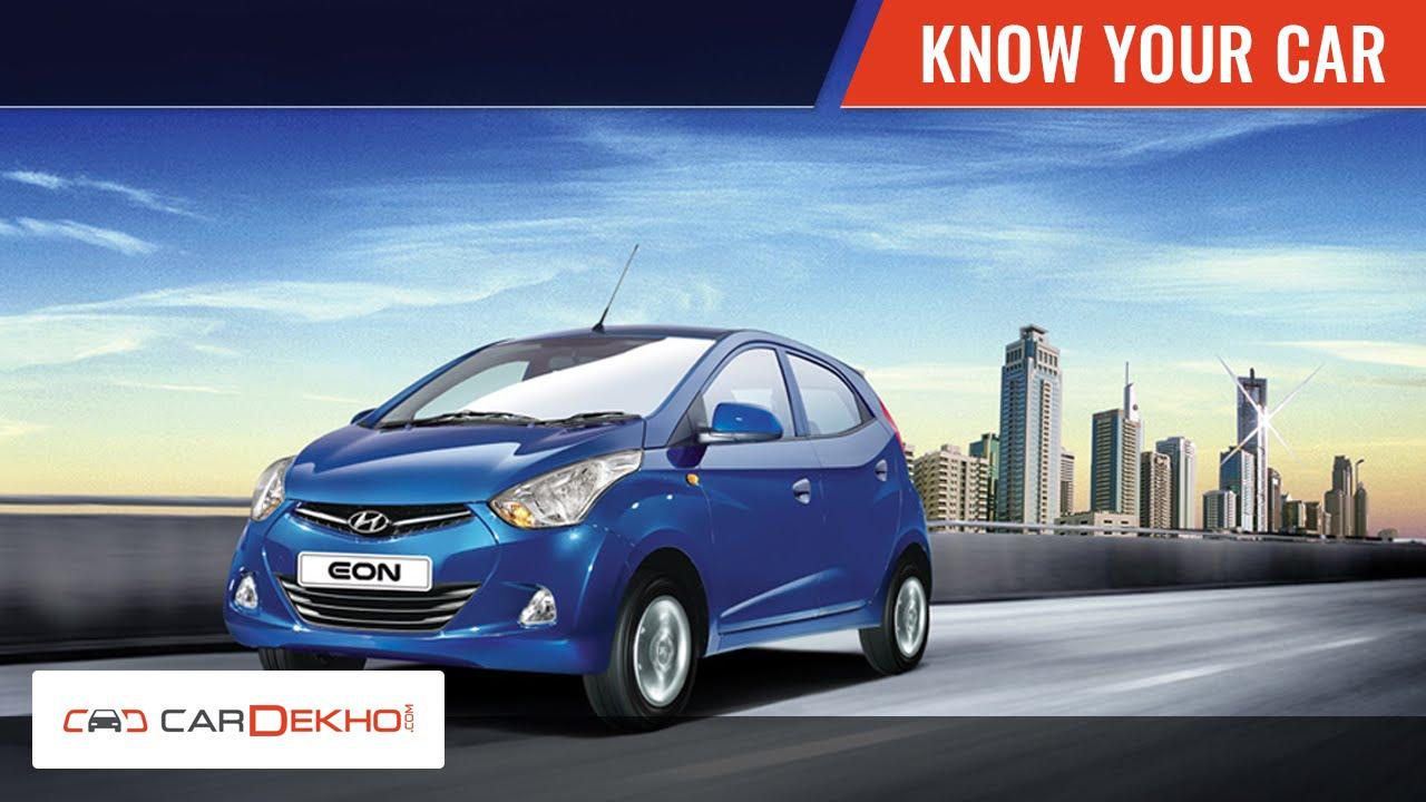 Know Your Hyundai EON   Review of Features   CarDekho.com