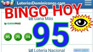 RESULTADOS de HOY...!! (( 95 )) BINGO HOY..! Loteria GANA MÁS de HOY/SORTEOS PARA HOY/NÚMEROS DE HOY
